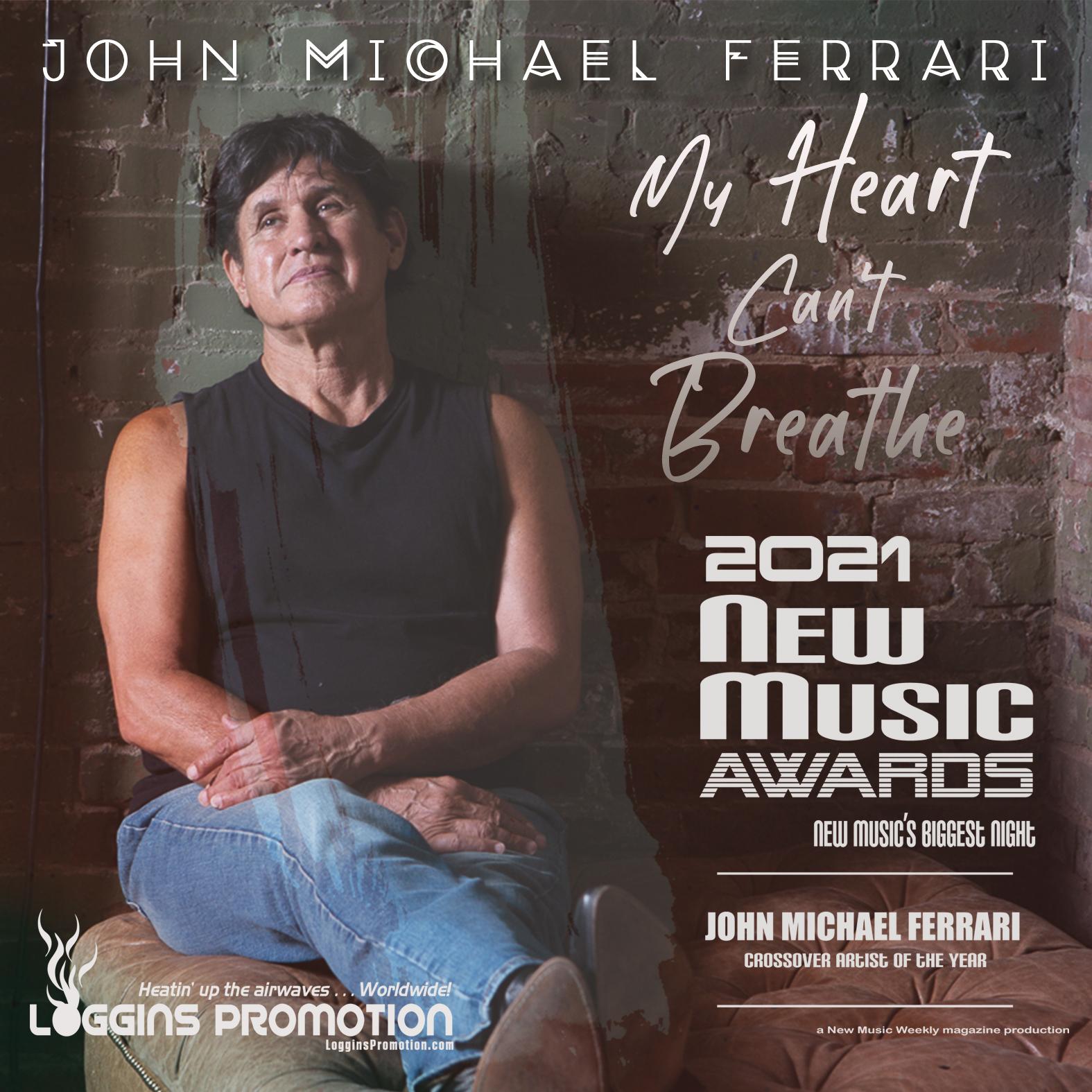 John Michael Ferrair